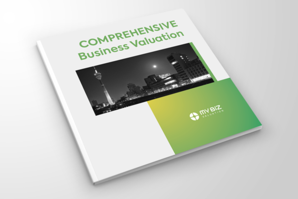 Comprehensive Business Valuation - Product Image | My Biz Valuation