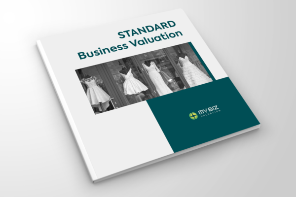 Standard Business Valuation - Product Image | My Biz Valuation
